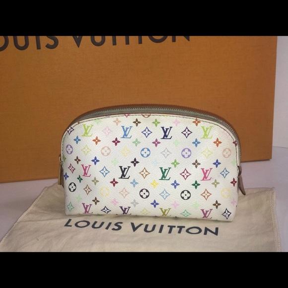 Louis Vuitton Handbags - Authentic Louis Vuitton multicolor cosmetics case